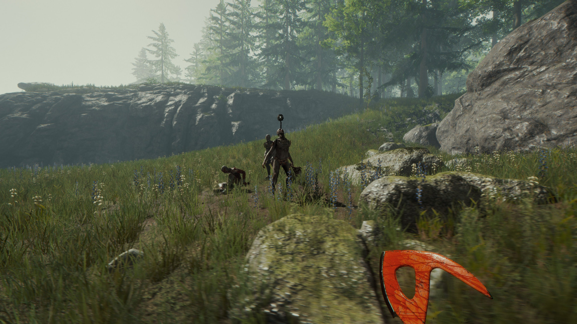 Plná verze The Forest, brutálního survivalu v kanibaly prolezlém lese, vyjde koncem dubna