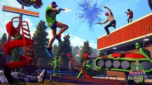 Tvůrci LawBreakers překvapili battle royale hrou Radical Heights