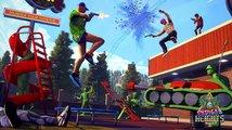 Tvůrci LawBreakers překvapili battle royale hrou Radical Heights