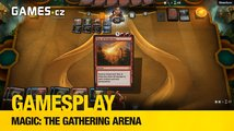 GamesPlay – hrajeme betu Magic: The Gathering Arena