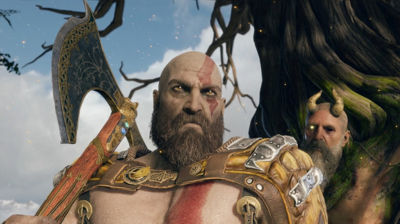 God of War – recenze