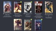 Humble Bundle dělá radost milovníkům komiksů s Dark Souls, Assassinem a dalšími