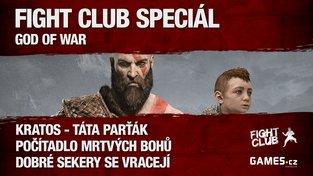 Fight Club Speciál: God of War