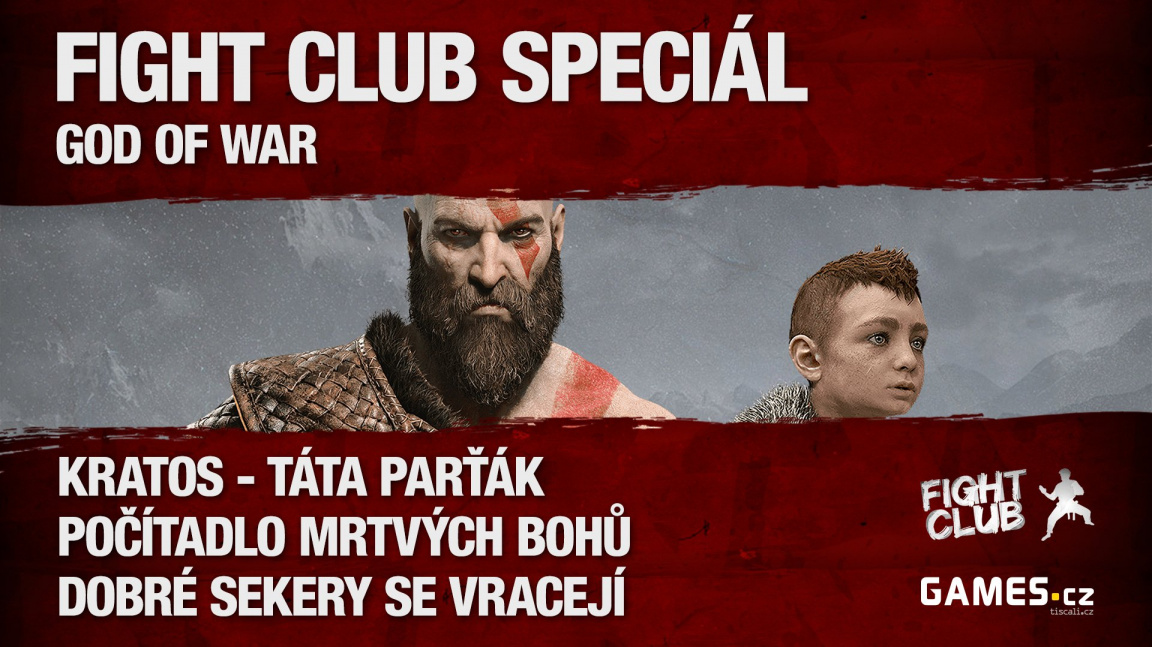 Fight Club Speciál - God of War