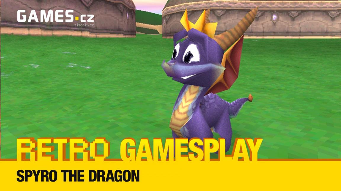 Retro GamesPlay – Spyro the Dragon