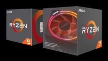 AMD Ryzen 2000 Pinnacle Ridge