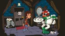 Pomozte hrami znuděnému Jeffovi zachránit Pixelverse v bláznivé adventuře Jengo