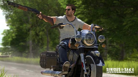 Serious Sam 4 – recenze střílečky ze staré školy