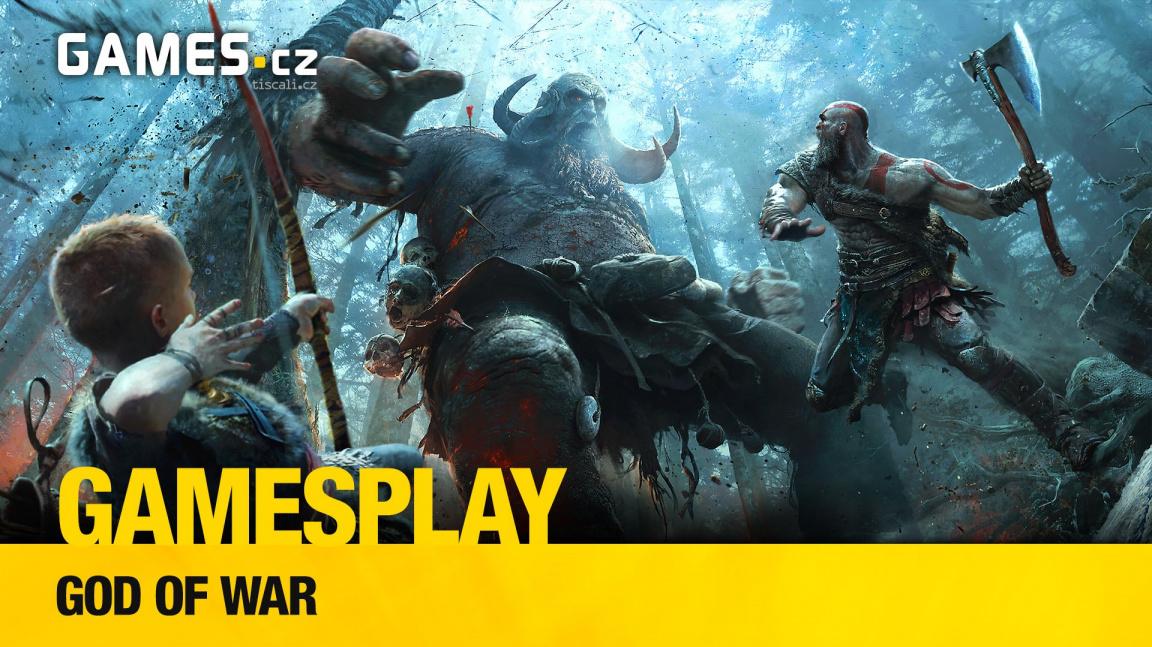 GamesPlay – hrajeme vynikající God of War