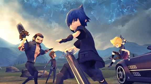 Final Fantasy XV: Pocket Edition - recenze