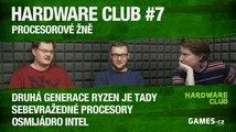 Hardware Club #7: Procesorové žně