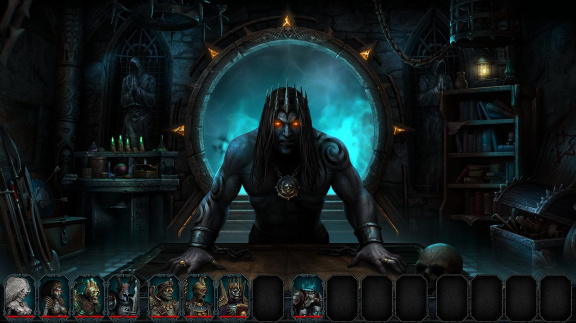 Iratus: Lord of the Dead – recenze