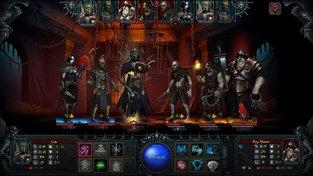 V temném RPG Iratus: Lord of the Dead si z kusů padlých nepřátel poskládáte zombie