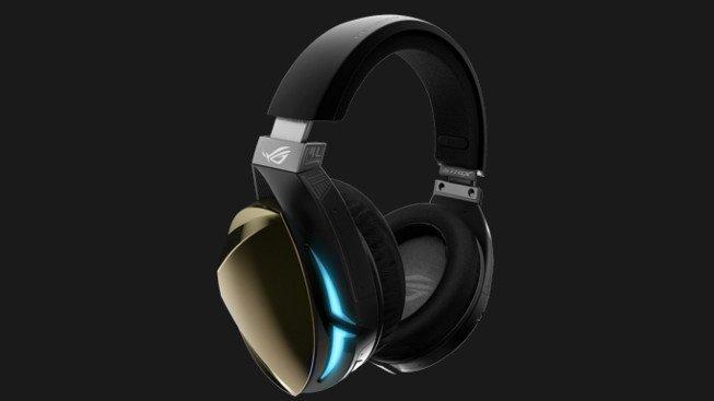 Test sluchátek – ASUS ROG Strix Fusion 500