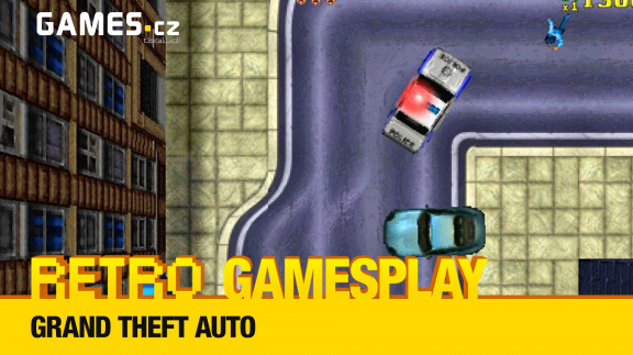 Retro GamesPlay – Grand Theft Auto