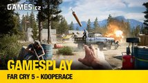 GamesPlay – Far Cry 5 – kooperace Honzy a Gábiny