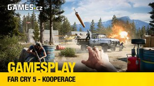 GamesPlay: Far Cry 5 – kooperace Honzy a Gábiny