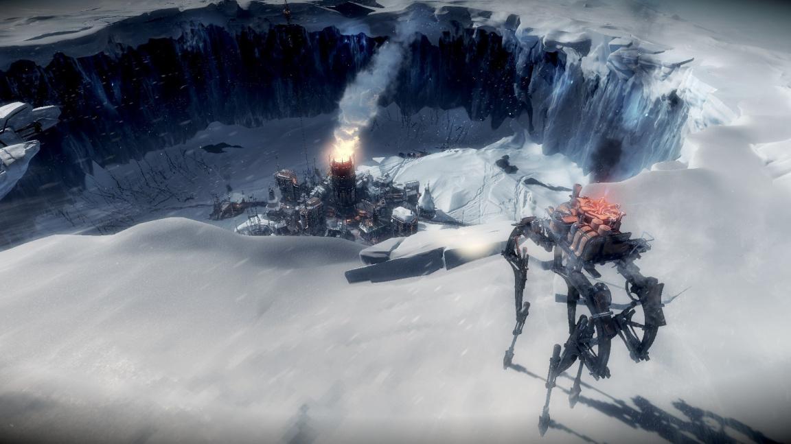 Nekompromisní Frostpunk je teď díky módu Survivor ještě drsnější