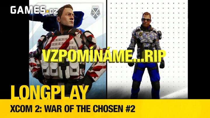 LongPlay - XCOM 2: War of the Chosen #2