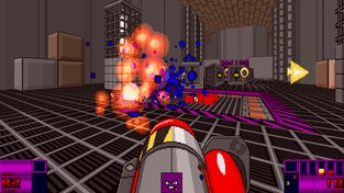Hry zdarma: simulátor Cthulhu a barevná doomovka