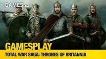 GamesPlay – hrajeme strategii Total War Saga: Thrones of Britannia
