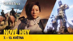 Nové Hry - 7. až 13. května