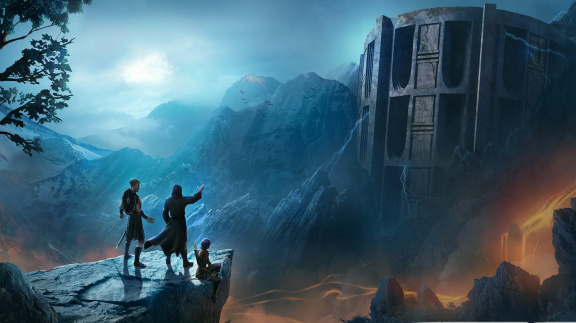 Tower of Time - recenze fantasy RPG