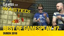 Best of Gamesplay #7 - duben