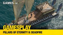 GamesPlay – hrajeme velkolepé RPG Pillars of Eternity II: Deadfire