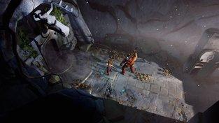 Unikátní realtimově tahové RPG Iron Danger vám umožní vracet se o 5 vteřin zpět