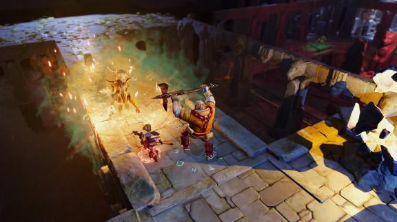 Iron Danger – recenze unikátního taktického RPG