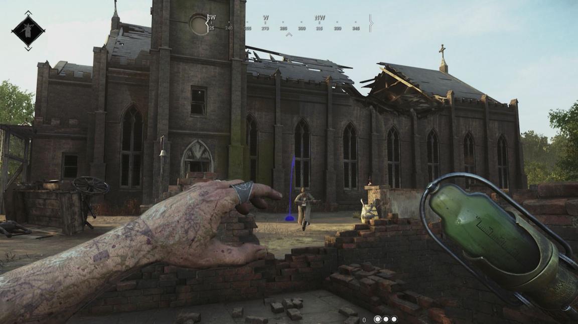 První velký obsahový patch přidává do Hunt: Showdown i nové zbraně a granáty