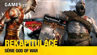 Rekapitulace: série God of War