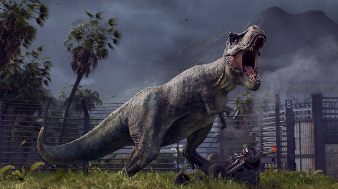 Jurassic World Evolution - recenze