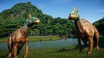 V novém DLC pro Jurassic World Evolution hledáte další dinosaury