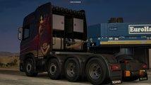 Nový update pro oba Truck Simulatory přidává cesty a kabeláž