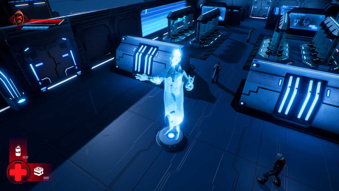 Kyberpunková stealth akce Quantum Replica si na konci května pohraje s časem