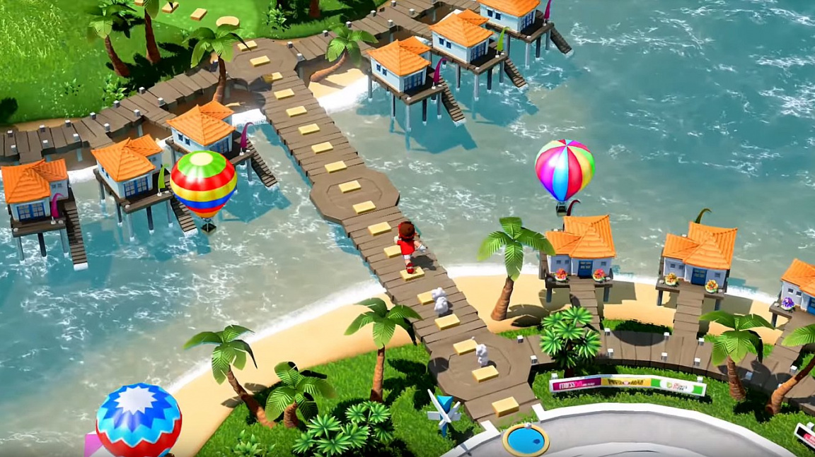 Mario Tennis Aces předvádí svůj příběhový mód, bossy a RPG prvky