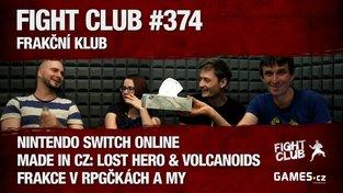 Fight Club #374: Frakční klub