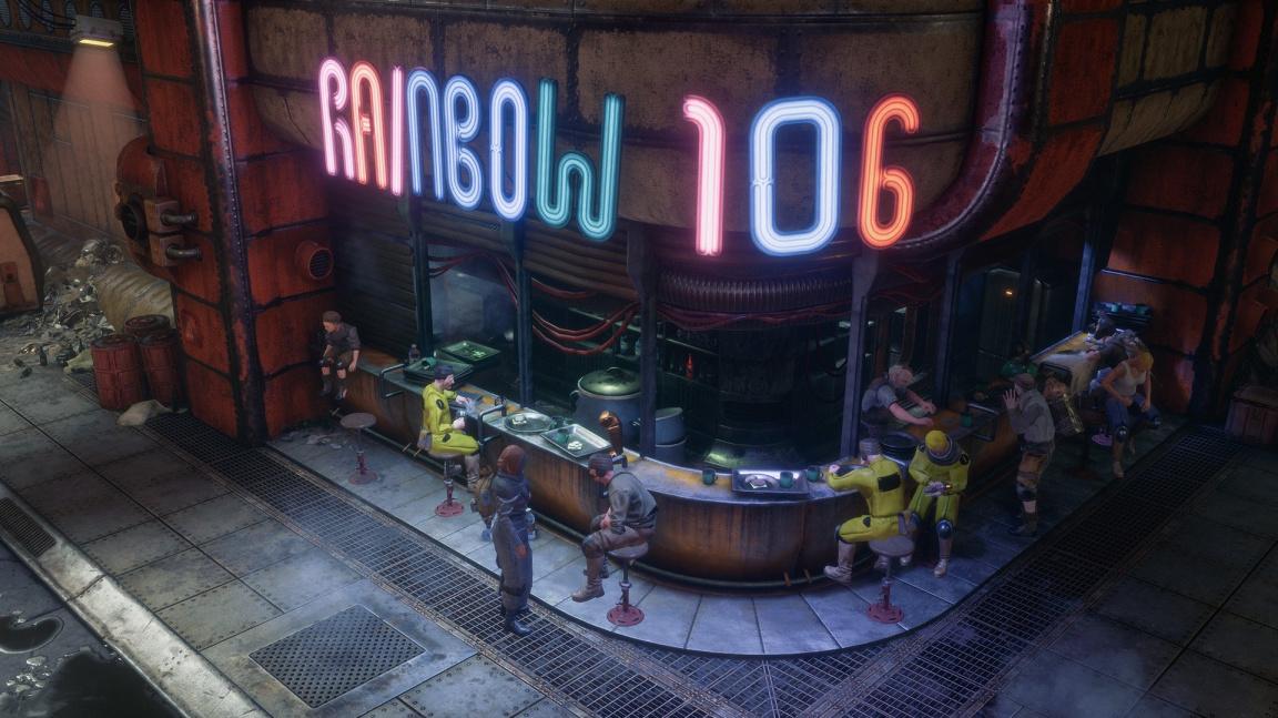 Retro-futuristické dieselpunkové RPG Insomnia: The Ark letos konečně vyjde