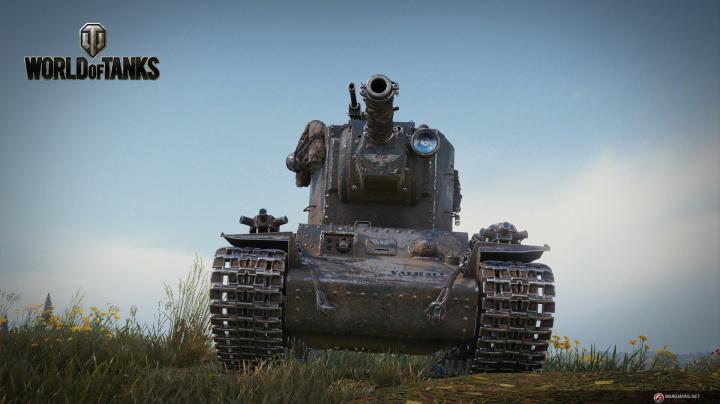 Warhammer 40k in World of Tanks: KV-2 for the Emperor!