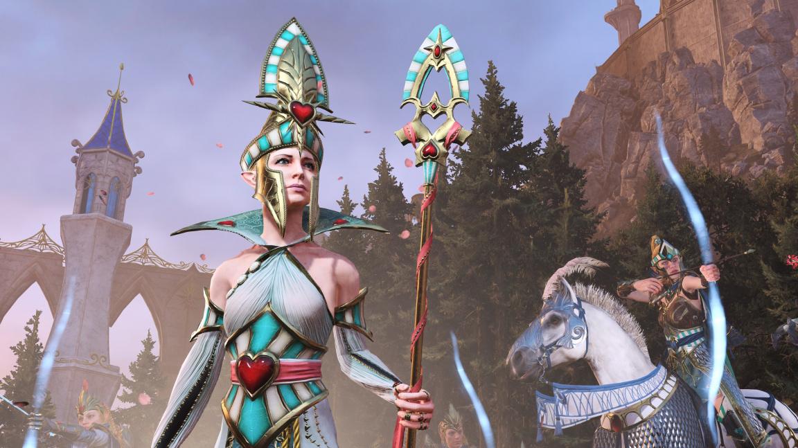 Spojená mapa obou dílů Warhammeru konečně patří k nejlepším kampaním Total War