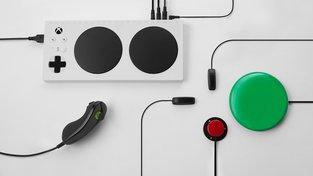 Xbox Adaptive Controller zpřístupní hry hendikepovaným osobám