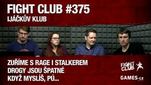 Fight Club #375: Ijáčkův klub