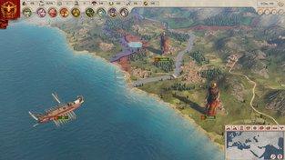 Příští velká strategie od tvůrců Crusader Kings II míří do starého Říma