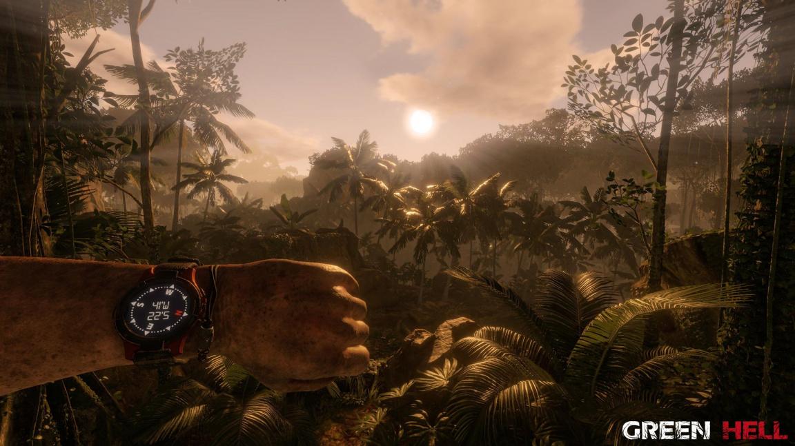 Přijměte pozvání do nebezpečné džungle v Green Hell a možná přežijete