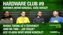 Hardware Club #9: Novinky, herní konzole, vaše dotazy