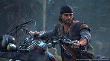 Zombie akce Days Gone se předvádí na nových obrázcích z PS4 Pro