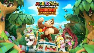 Donkey Kong vtrhne s novými mechanikami do Mario + Rabbids už příští měsíc