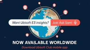 Ubisoft vydal Sama, umělou inteligencí poháněného herního asistenta